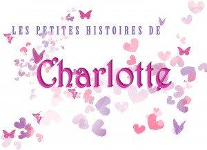 les petites histoires de Charlotte