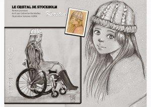 croquis recherches le cristal de stockholms